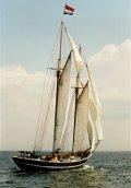 Ide Min, Volker Gries, Hanse Sail Rostock 1997 , 08/1997