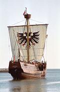 Lisa von Lübeck, Volker Gries, Sail Travemünde 2005 , 08/2005